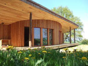 hergou maison paille prfabrique - Maison Ecologique En Paille